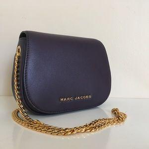 Marc Jacobs NWT Avenue Crossbody /Grape